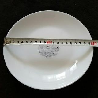 ヤマザキセイパン(山崎製パン)のヤマザキ 白いフレンチディッシュ皿 5枚セット(着払い設定)(食器)