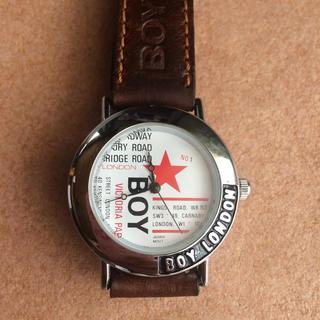 ボーイロンドン(Boy London)のBOY LONDON 腕時計(腕時計)