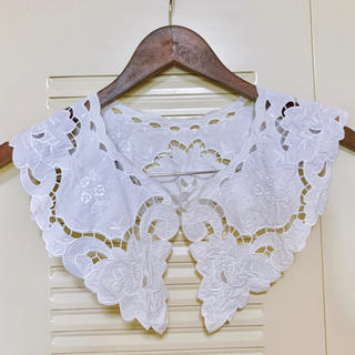 メルロー(merlot)のmerlot つけ襟 レース(つけ襟)