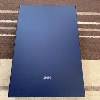 シップス(SHIPS)のSHIPS 空箱 サイドマグネット付き(ショップ袋)
