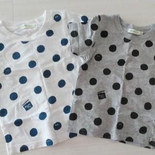 ビームス(BEAMS)のBEAMS 半袖カットソー2枚セット(Tシャツ/カットソー)