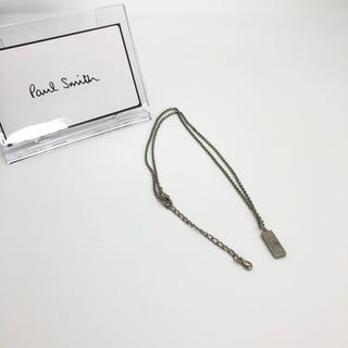 ポールスミス(Paul Smith)のPS ポールスミス プレート ネックレス 正規品(ネックレス)