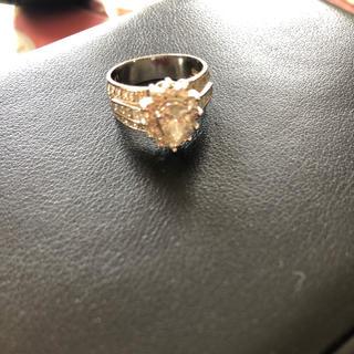ティヤード型ダイヤ、2c(リング(指輪))