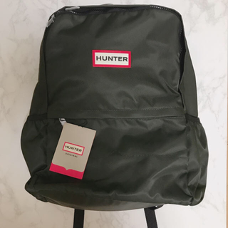 HUNTER - Hunter リュック●新品未使用品