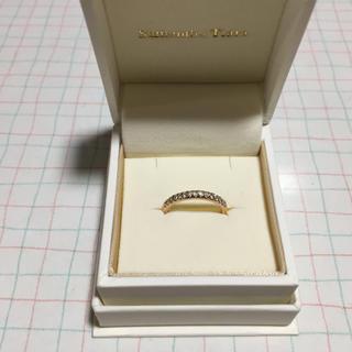 サマンサティアラ(Samantha Tiara)のサマンサティアラ K18 ダイヤモンドリング(リング(指輪))