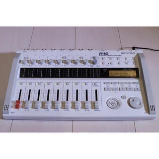 ズーム(Zoom)のzoom r16 (通電確認のみ)(MTR)