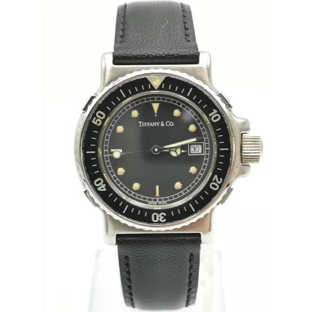 Tiffany & Co. - Tiffany & Co. L0710 29-906  ダイバーズ デイト 時計の通販 by MAU|ティファニーならラクマ