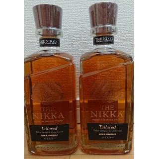 ニッカウイスキー(ニッカウヰスキー)のTHE NIKKA ザ ニッカ 700ml × 2本セット(ウイスキー)
