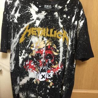 ワンオクロック(ONE OK ROCK)のMETALLICA記念Tシャツ (Tシャツ/カットソー(半袖/袖なし))