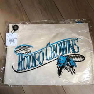 ロデオクラウンズワイドボウル(RODEO CROWNS WIDE BOWL)の新品未使用 タグ付き 今週末で削除します。(ハンドバッグ)