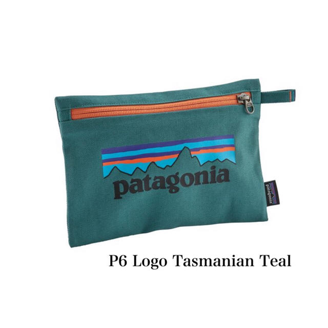 patagonia(パタゴニア)の大人気☆ 新品 ★未使用 patagonia  Zippered porch レディースのファッション小物(ポーチ)の商品写真