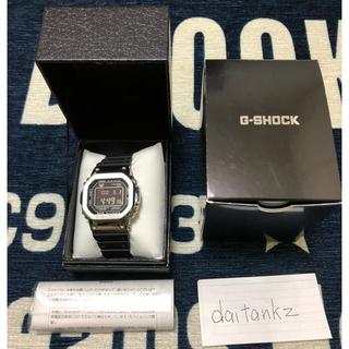 ジーショック(G-SHOCK)のGMW-B5000-1JF (腕時計(デジタル))