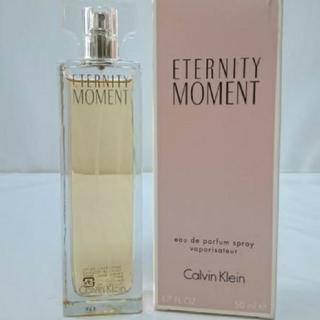 カルバンクライン(Calvin Klein)のカルバンクライン エタニティ モメント オードパルファム EDP 50ml (香水(女性用))