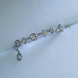 ミキモト(MIKIMOTO)のMIKIMOTO ディナーリング k18 ダイヤ ダイヤモンド ミキモト(リング(指輪))