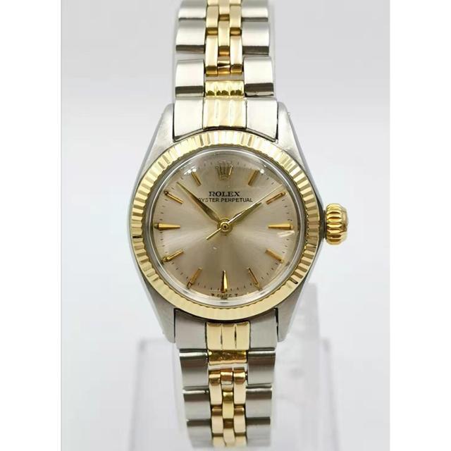 ROLEX - ROLEX  ロレックス 6619  オイスターパーペチュアル 1959年 時計の通販 by MAU|ロレックスならラクマ
