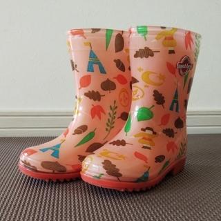 モンベル(mont bell)の15cm モンベル長靴 ピンク(長靴/レインシューズ)