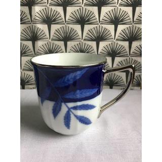 ノリタケ(Noritake)のノリタケ ESSENCE IN BLUE マグカップ(食器)