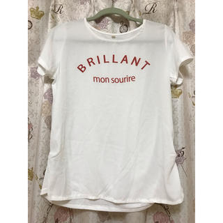 ベルメゾン(ベルメゾン)のTシャツ ベルメゾン シンプル(Tシャツ(半袖/袖なし))