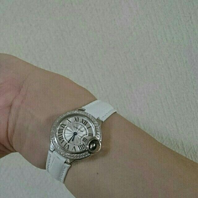 新品未使用品 ジルコニア ハイクオリティ腕時計の通販 by Peach's shop|ラクマ