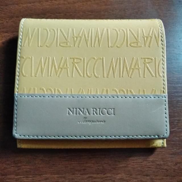 NINA RICCI - NINA RICCI コンパクト財布の通販 by りょう's shop|ニナリッチならラクマ