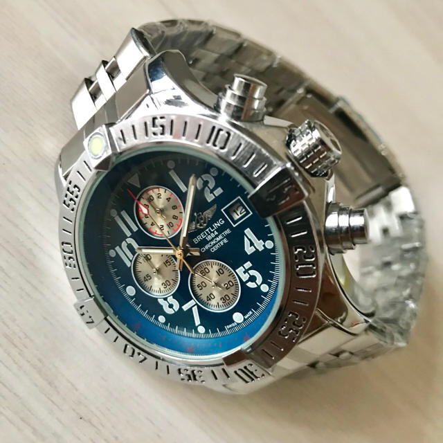 BREITLING - メンズ腕時計 パイロットウォッチ クロノマット アベンジャー ナビタイマーの通販 by Joe DiMaggio |ブライトリングならラクマ