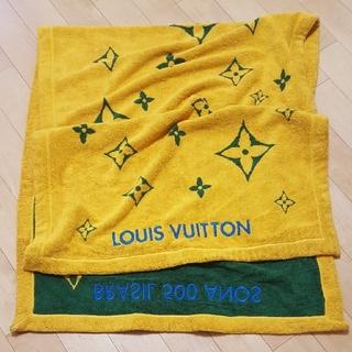 ルイヴィトン(LOUIS VUITTON)のカバブラジル  ビーチタオル(タオル/バス用品)