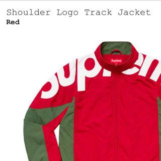 シュプリーム(Supreme)の★Mサイズ★Supreme shoulder Logo track jacket(ナイロンジャケット)