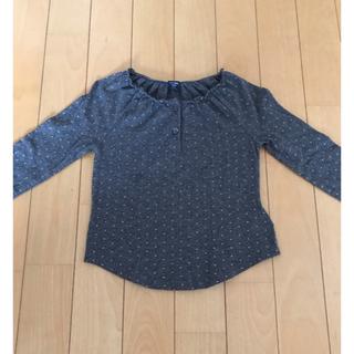 ギャップ(GAP)のGap水玉柄カットソー☆95センチ(Tシャツ/カットソー)