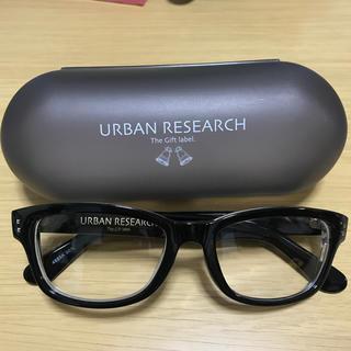 アーバンリサーチ(URBAN RESEARCH)のアーバンリサーチ だてメガネ(サングラス/メガネ)