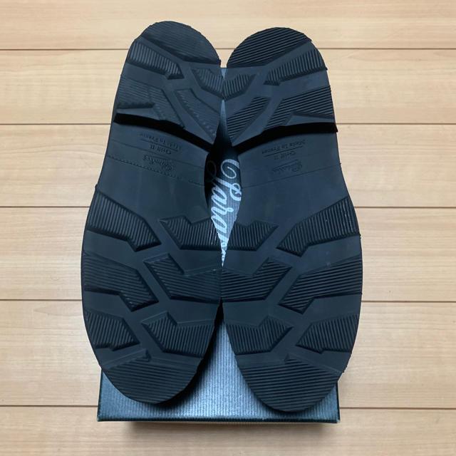 Paraboot(パラブーツ)の新品 同様 パラブーツ レディース オルセー サイズ 5 レディースの靴/シューズ(ローファー/革靴)の商品写真