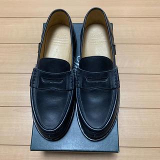 パラブーツ(Paraboot)の新品 同様 パラブーツ レディース オルセー サイズ 5(ローファー/革靴)