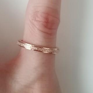 ピンキーリング 指輪(リング(指輪))