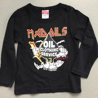 オイル(OIL)の17:  ロンT  オイル  100(Tシャツ/カットソー)