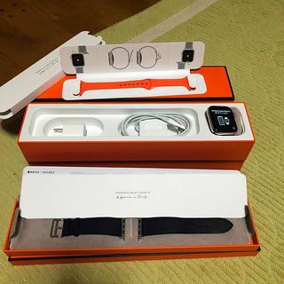 エルメス(Hermes)のエルメス アップルウォッチ Applewatch HERMES series4(腕時計(デジタル))