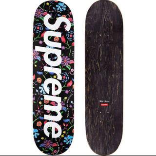 シュプリーム(Supreme)の19SS Supreme AirbrushedFloral Skeatboard(スケートボード)