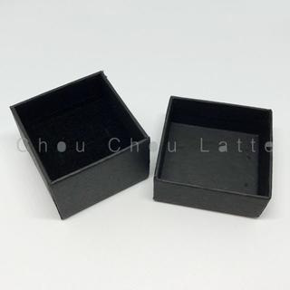 箱と肉球つき猫耳カフリングのセット(リング(指輪))