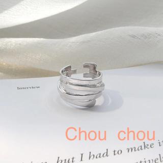 シルバーリング シルバー925 指輪 インポート フリーサイズ ヴィンテージ(リング(指輪))