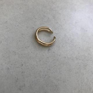 アメリヴィンテージ(Ameri VINTAGE)の【新作】NO.26 インポート リング  指輪  ゴールド(リング(指輪))