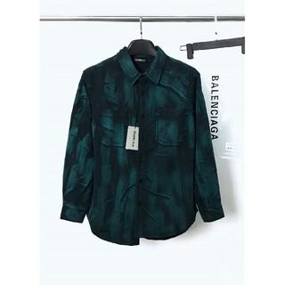 バレンシアガ(Balenciaga)のバレンシアガ 長袖シャツ シャツ 38サイズ(シャツ)