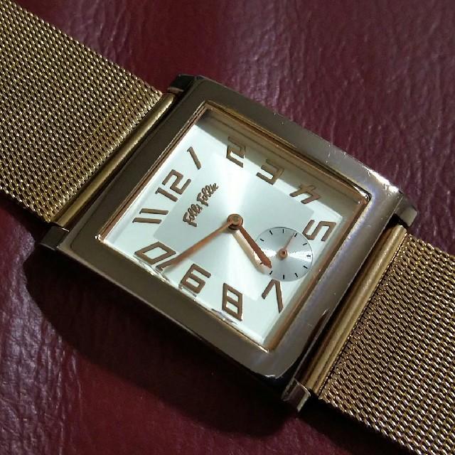 Folli Follie - フォリフォリ スクエア 腕 時計の通販 by ラン's shop|フォリフォリならラクマ