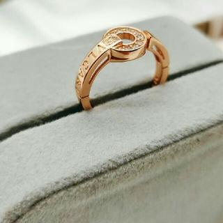 ブルガリ(BVLGARI)の美品Bvlgari ブルガリ リング 指輪(リング(指輪))