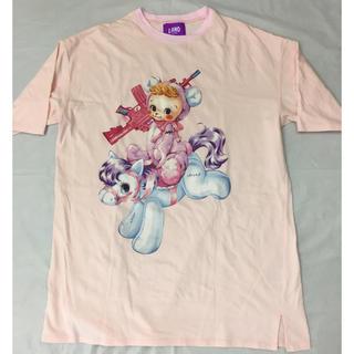 ミルクボーイ(MILKBOY)のMILKBOY × Cerise HORSE RANGER BIG TEE OP(Tシャツ/カットソー(半袖/袖なし))