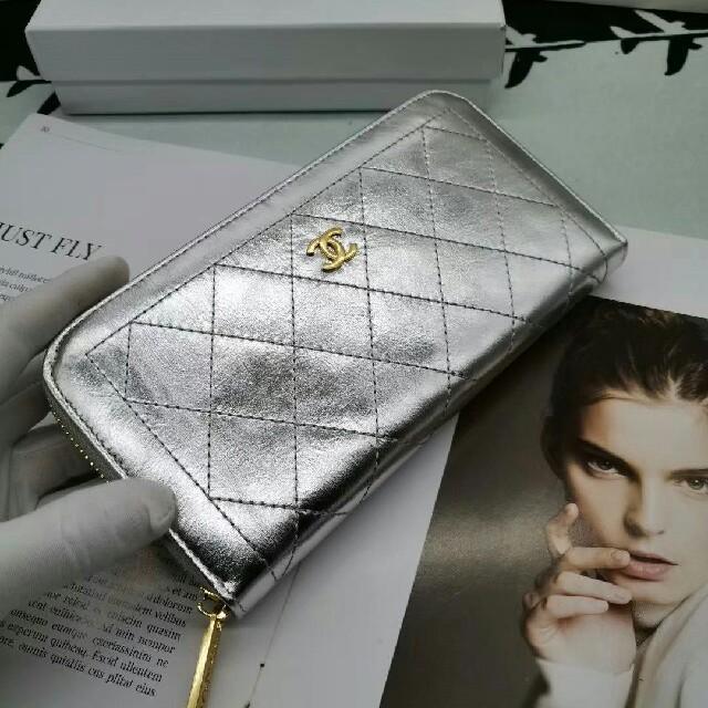 CHANEL - CHANELの長財布の通販 by Abbey's shop|シャネルならラクマ