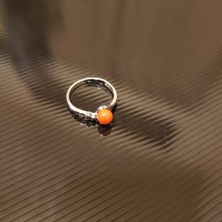 珊瑚 リング(リング(指輪))