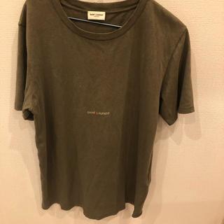 サンローラン(Saint Laurent)のサンローラン★Tシャツ★メンズ★xs★送料込(Tシャツ(半袖/袖なし))