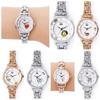ボウダンショウネンダン(防弾少年団(BTS))のBT21 ×OST コラボレーション腕時計(腕時計)
