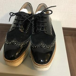 オデットエオディール(Odette e Odile)のレースアップシューズ(ローファー/革靴)