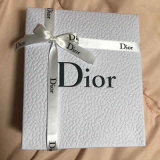 ディオール(Dior)のディオール ギフトボックス&リボンセット(ラッピング/包装)