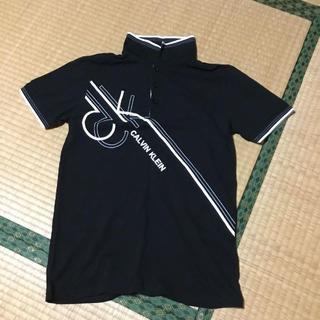 カルバンクライン(Calvin Klein)のカルバン・クライン ポロシャツ 半袖 未使用 メンズ(ポロシャツ)