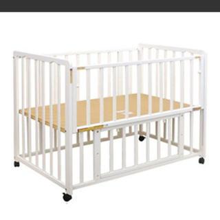 ヤトミ baby bed happiness (ベビーベッド)